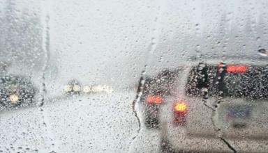 После снегопадов в пяти областях начал идти дождь