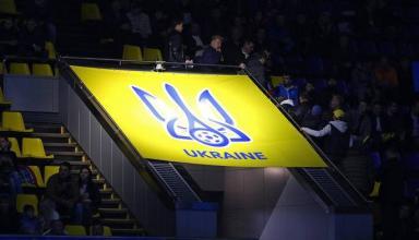 Сборная Украины регрессировала в рейтинге ФИФА