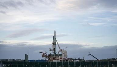 Добыча газа в Украине сократилась в 2019 году