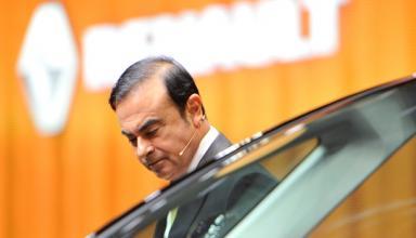 Легендарный директор. Побег главы Renault-NissanСюжет