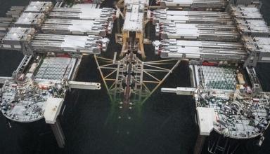 Nord Stream-2 рассчитывают запустить до конца года
