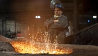 В Украине продолжился спад промпроизводства