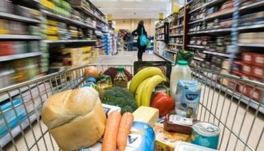 Госстат обнародовал данные об инфляции в марте