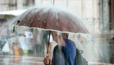 Грози и дожди: в Украине ожидается резкое ухудшение погоды
