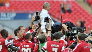 Что Арсен Венгер сказал на прощание: цитаты из заявления тренера