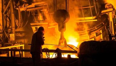 В Украине ускорилось падение промпроизводства