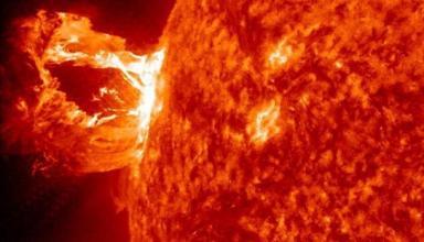 Солнце сменило 11-летний цикл. Что это значитСюжет