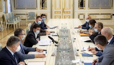 Зеленский предложил ALSTOM проекты в Украине