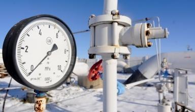 Газпром резко нарастил поставки газа в начале года