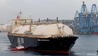 Цена на газ в Европе упала ниже $200