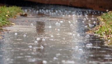 В последний день апреля в Киеве пройдут дожди