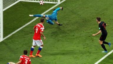 Сборная России проиграла команде Хорватии в серии пенальти в четвертьфинале ЧМ-2018