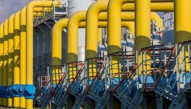 В начале года транзит газа РФ выше, чем ожидалось