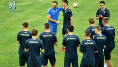 Украина и Сербия назвали стартовые составы на матч отбора к Евро-2020