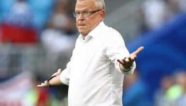 Тренер Швеции: верю, что англичане могут выиграть чемпионат мира