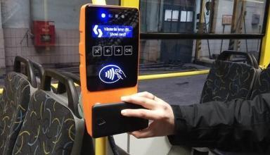 В Киеве с 1 ноября запустят электронный билет в тестовом режиме