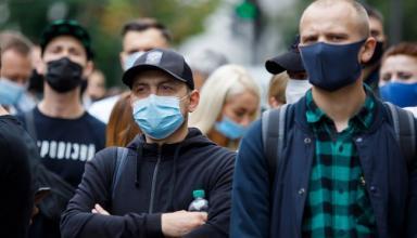 ВОЗ впервые зафиксировала более полмиллиона случаев заболевания COVID за сутки