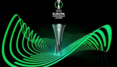 УЕФА презентовал кубок Лиги конференций