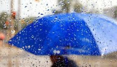 С понедельника в Украине дожди и до +16