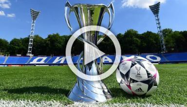 Где смотреть финал женской Лиги чемпионов
