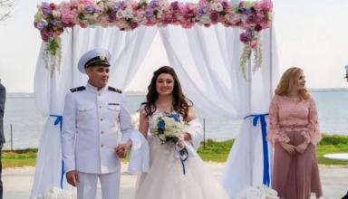 Освобожденный украинский моряк Беспальченко сыграл свадьбу