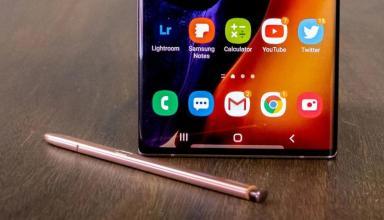 Флагман Samsung Galaxy S21 Ultra получит поддержку стилуса S Pen
