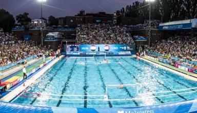 Украина подала заявку на проведение ЧМ по водным видам спорта