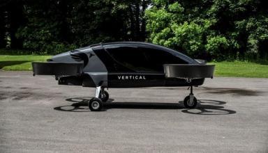 Прототип аэротакси Vertical Aerospace совершил первый полет