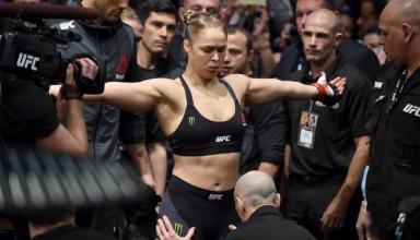 Ронда Роузи первой из женщин будет включена в Зал славы UFC