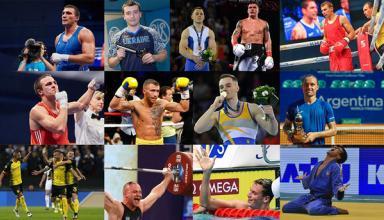 Лучшие спортсмены года в Украине – вспоминаем главные победы 2017!