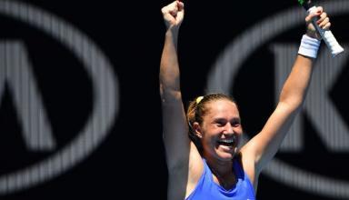 Катерина Бондаренко разгромила россиянку на Australian Open