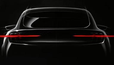 Ford сделает на базе Mustang электрический кроссовер