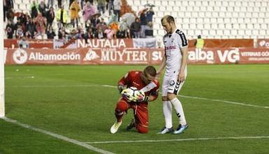 Роман Зозуля сыграл в Испании впервые за два месяца