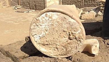 В египетской гробнице нашли сыр, которому 3200 лет