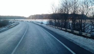 Укравтодор заверил в нормальном проезде основными дорогами