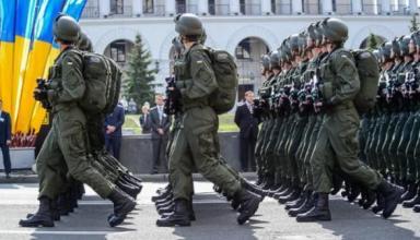 Во время парада ко Дню Независимости Украины планируется участие авиации