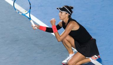 Известная теннисистка обматерила телеоператора во время матча