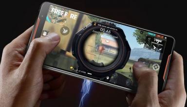 Еще один игровой. Смартфон Asus ROG Phone выходит на международный рынок