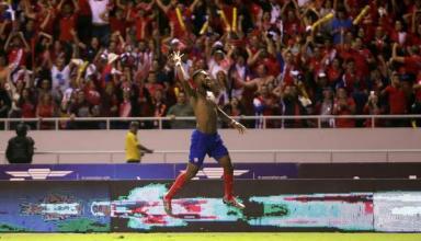 Сборная Коста-Рики пятый раз в своей истории сыграет на чемпионате мира