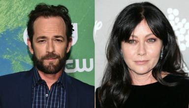 Шеннен Доэрти призналась, что смерть Люка Перри подтолкнула ее к съемкам в ребуте «Беверли Хиллз 90210»