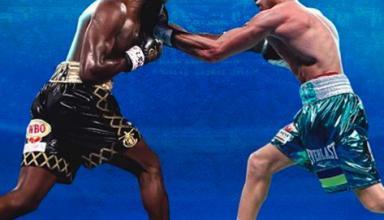 Непобедимый украинский боксер бросил вызов чемпиону мира Кроуфорду