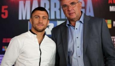 Менеджер Ломаченко раскрыл планы боксера на следующий год