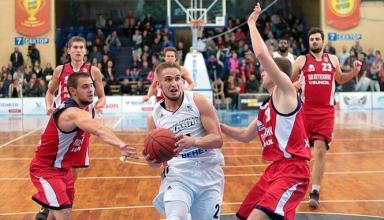 Баскетболист сборной Украины подписал контракт с клубом НБА