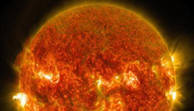 На Солнце зафиксировали новую вспышку