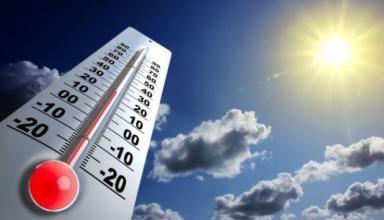 Холодный в Украине май стал для мира самым теплым в истории