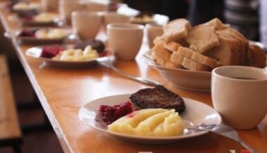 В Киеве планируют прекратить питание в некоторых школах