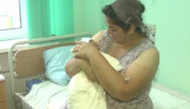 Многодетная мать из Хмельницкой области родила 18 ребенка