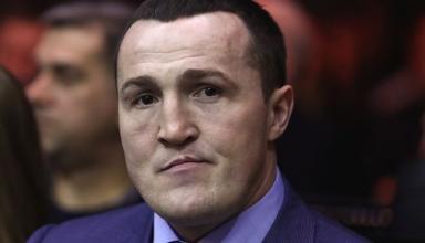 Промоутер российского боксера прояснил возможность проведения боя с Усиком