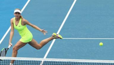 Украинская теннисистка пробилась в финал соревнований WTA в Великобритании