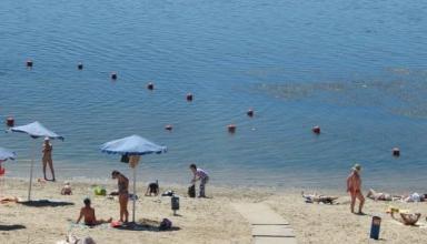 В Минздраве назвали пляжи Украины, на которых купаться опасно